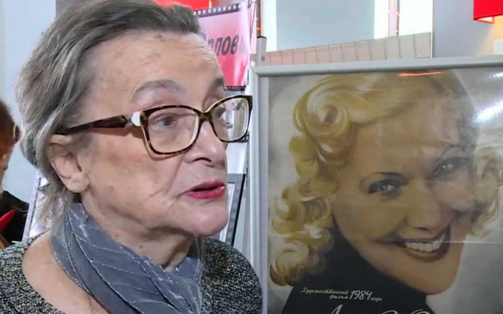 Нонна Голикова, драматург, внучатая племянница Любови Орловой