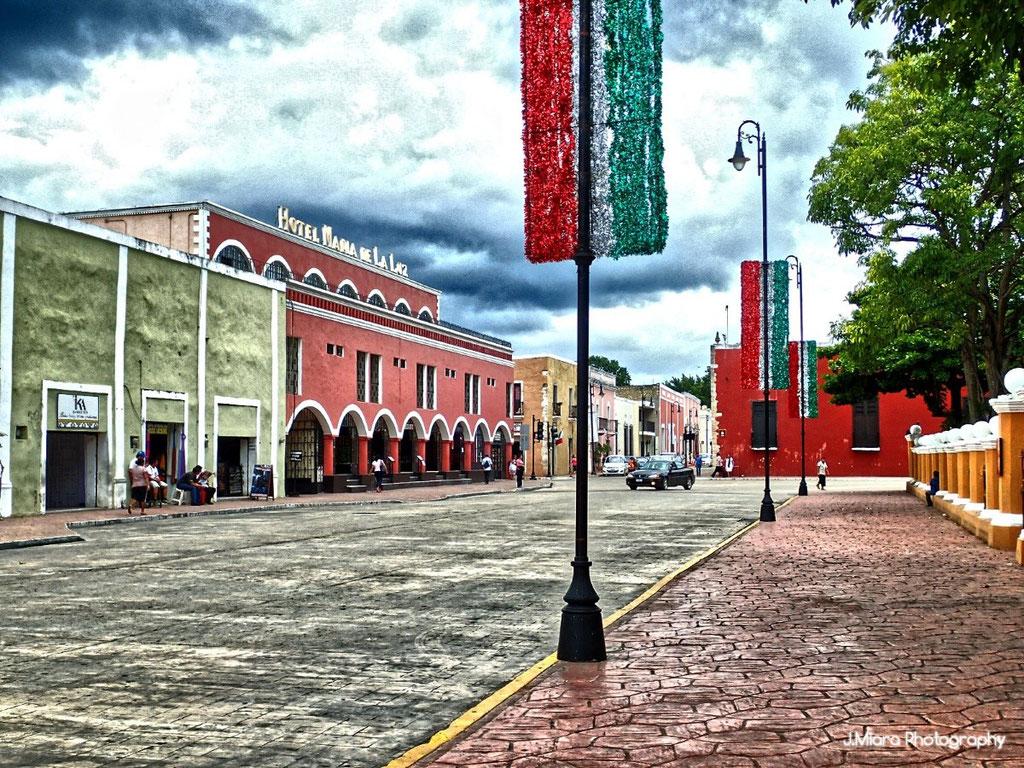 Place principale, VAILLADOLID