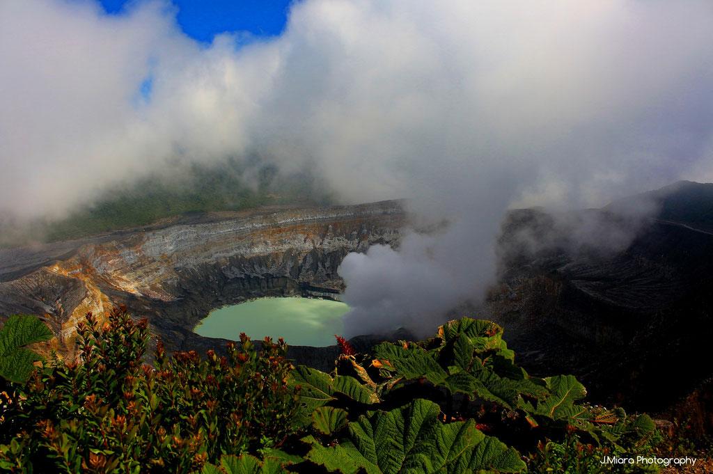 Volcan Poas, Vallée Centrale