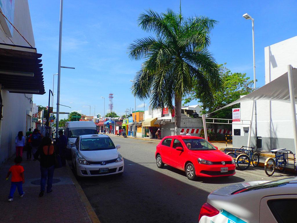 centre de Playa Del Carmen.