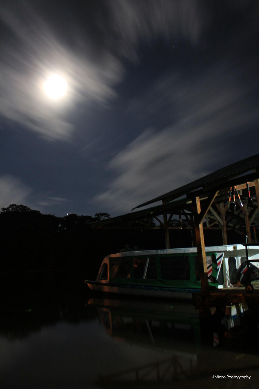 Ponton du Caribean paradise eco lodge, TORTUGUERO