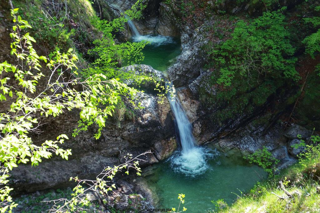 Cascade de la Fratarica.