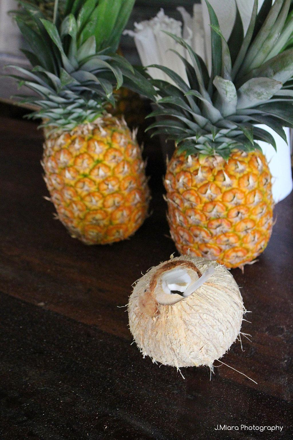 Pipa fria, et ananas
