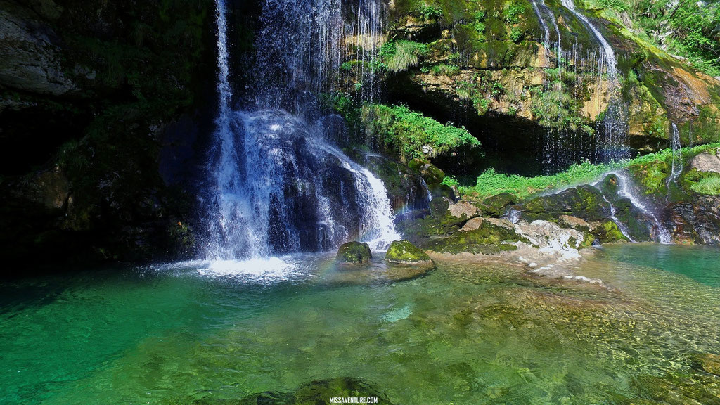 La cascade Virje.