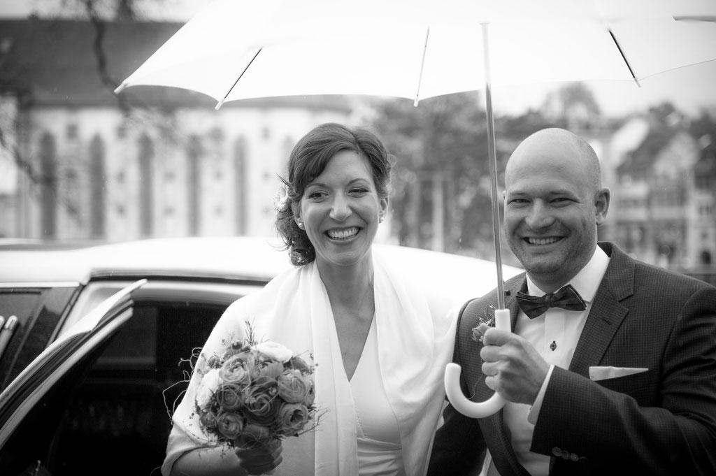 Hochzeit, Stadthaus Zürich