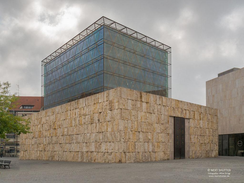 Die Münchner Synagoge