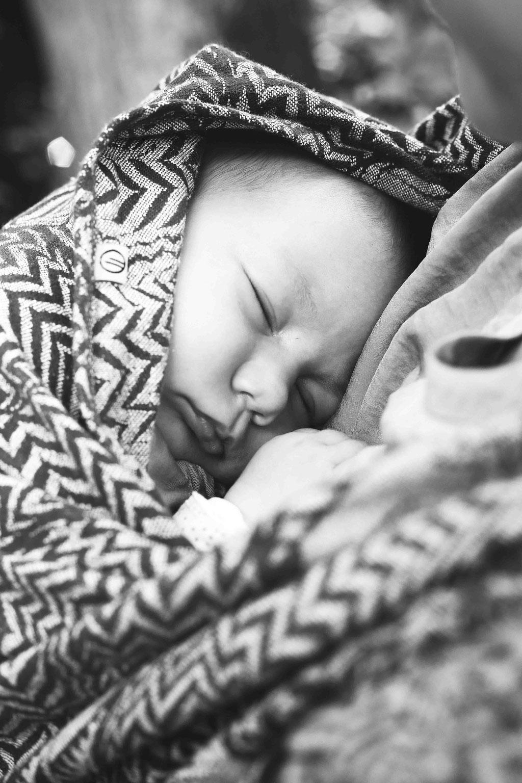 Natürliche Babyfotografie Hamburg