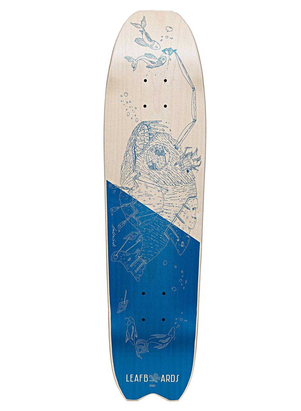 Board Cruiser skate Bonzer