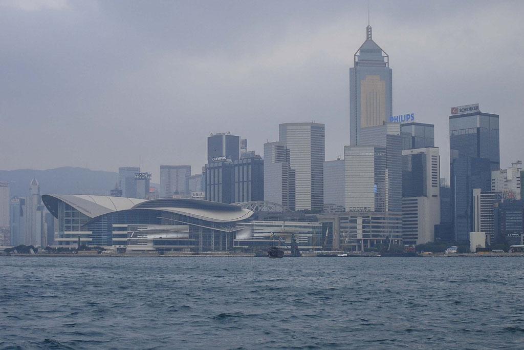 Victoria Harbour, Hong Kong Island (HK)