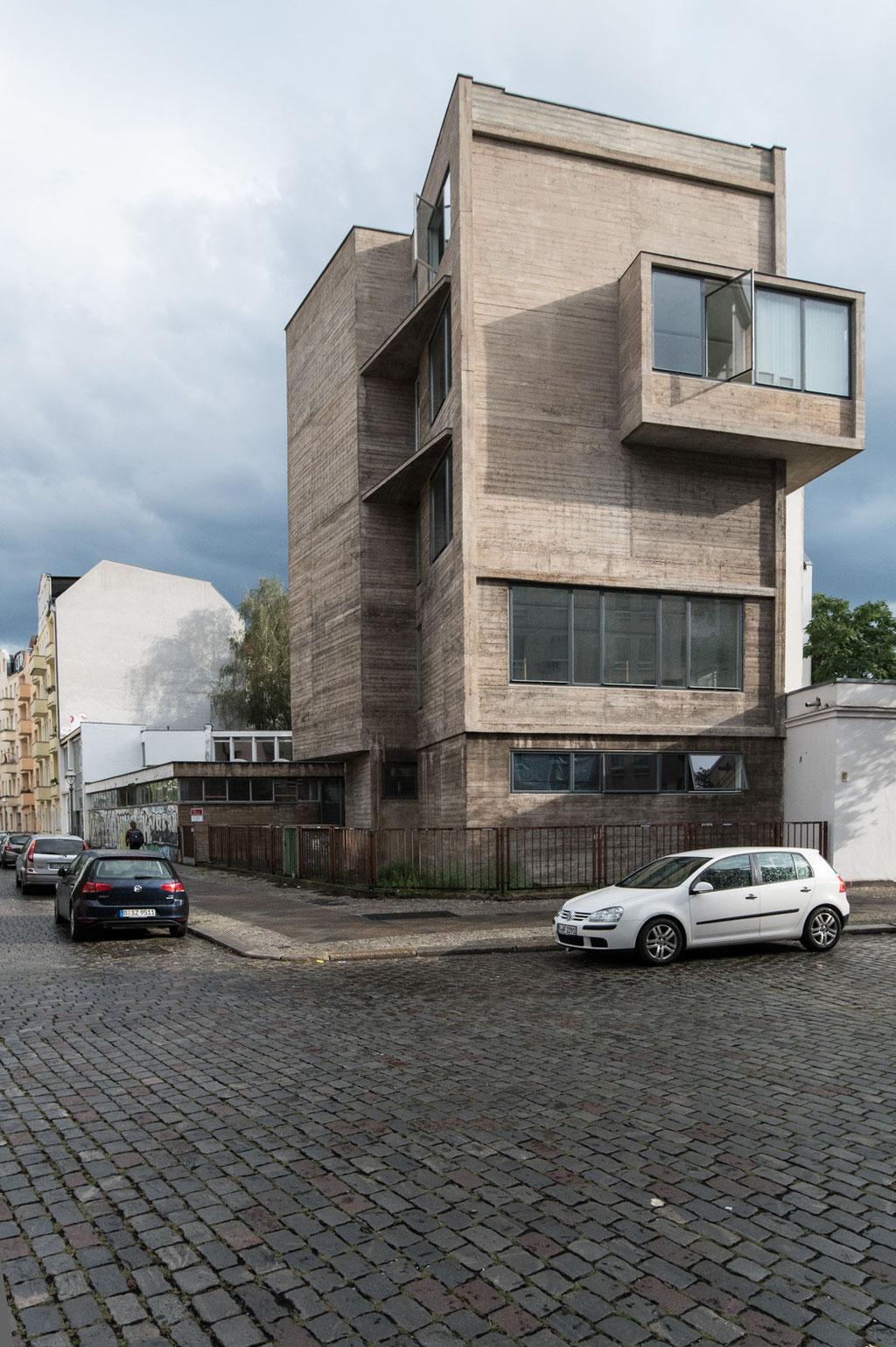 Rotaprint, ehem. Druckmaschinen-Werk / former printing press production site (Klaus Kirsten, Heinz Nather), Berlin-Wedding (D)