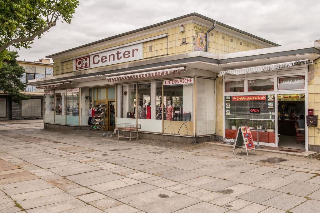 Kaufhalle Fix (Kollektiv Walter Pallocks), Eisenhüttenstadt (D)