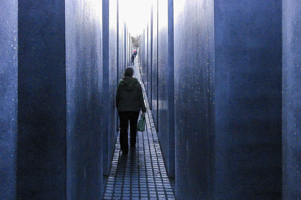 Denkmal für die ermordeten Juden Europas (Peter Eisenman), Berlin (D)