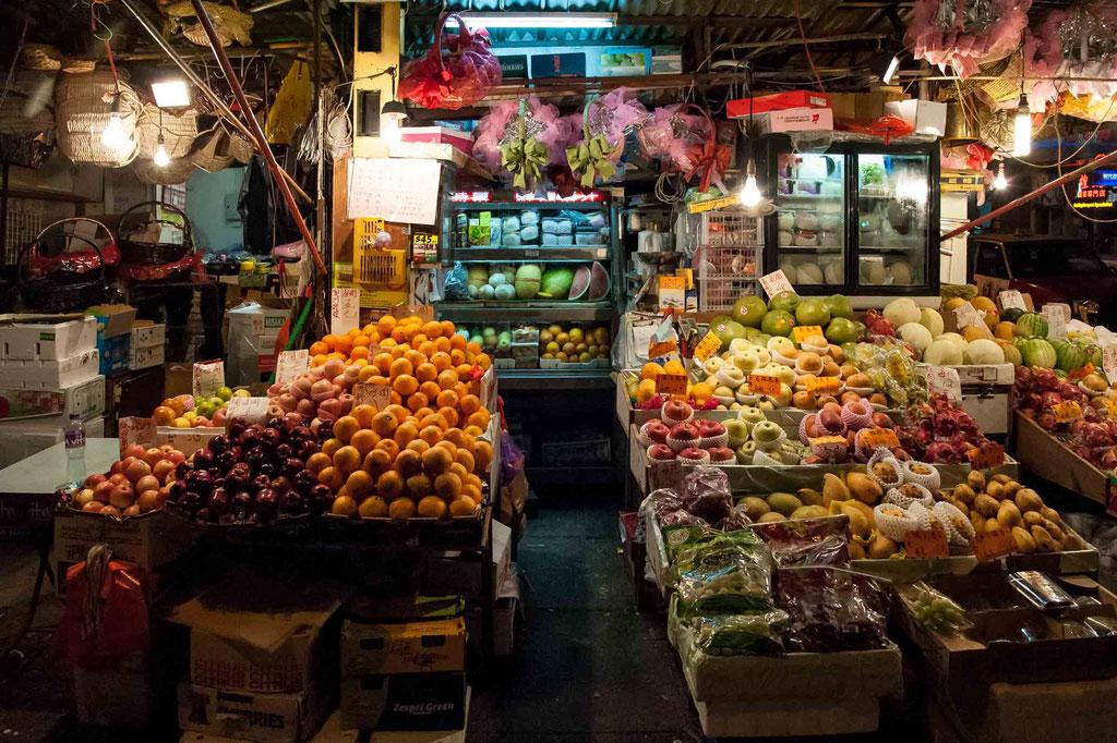 Canon Road North, Fruit Market, Kowloon (HK)
