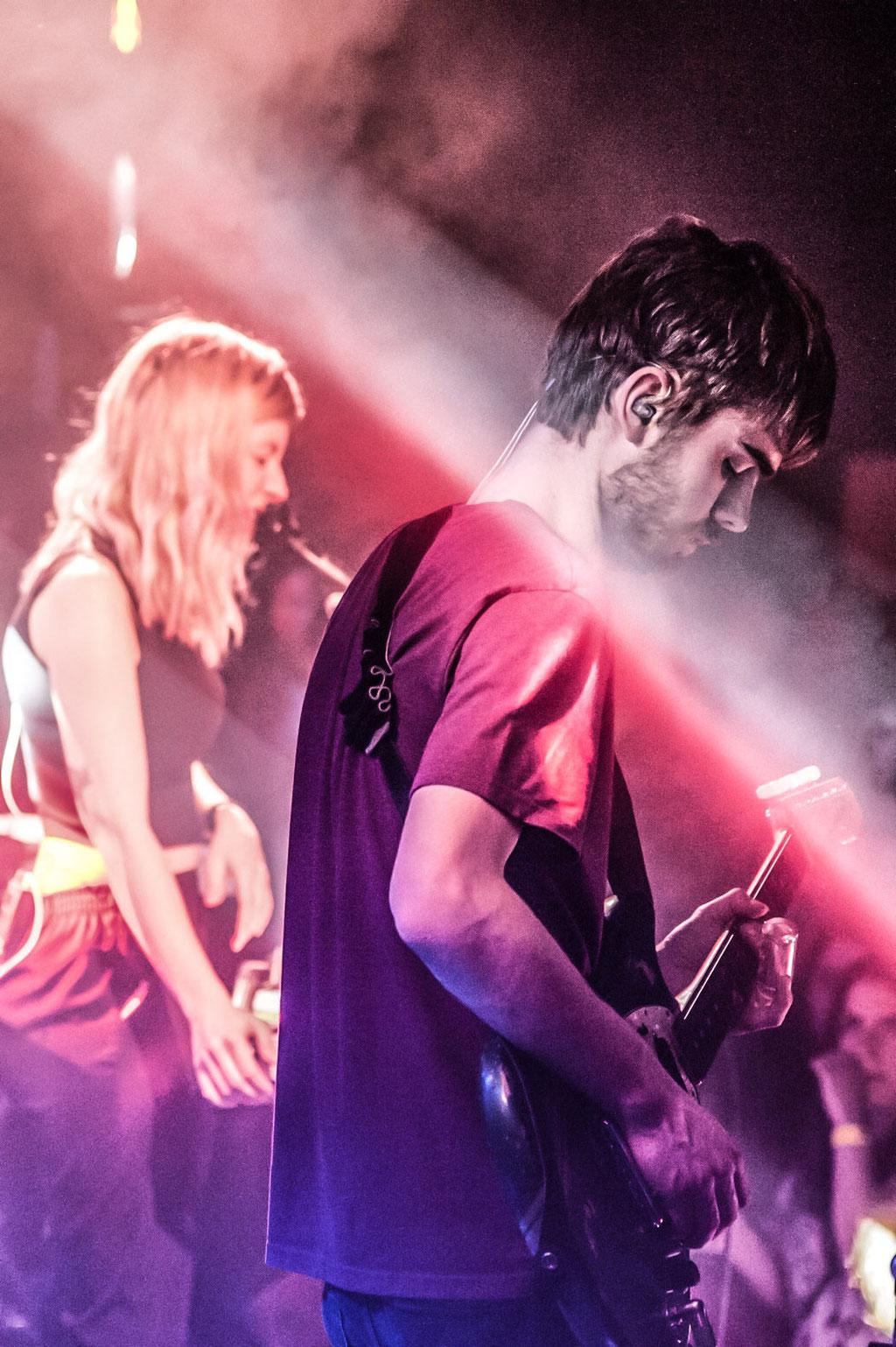 Leyya, Dynamo Festival 2017, Spielboden Dornbirn (A)