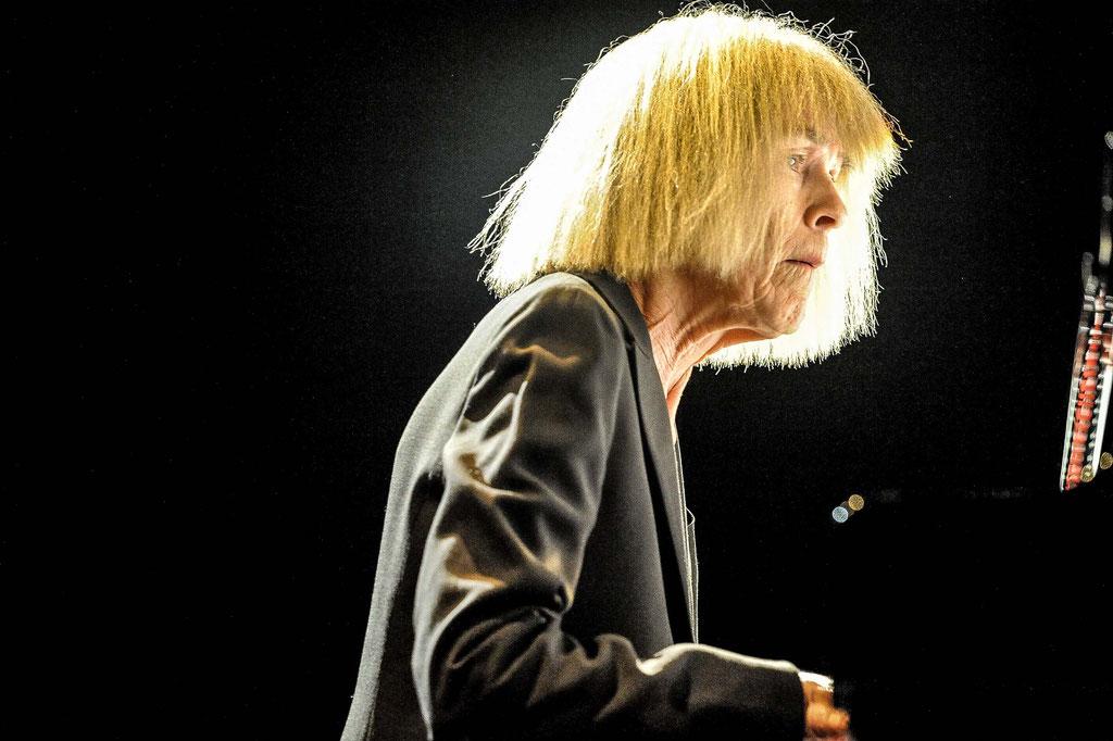 Carla Bley Trio, 2012, Spielboden Dornbirn (A)