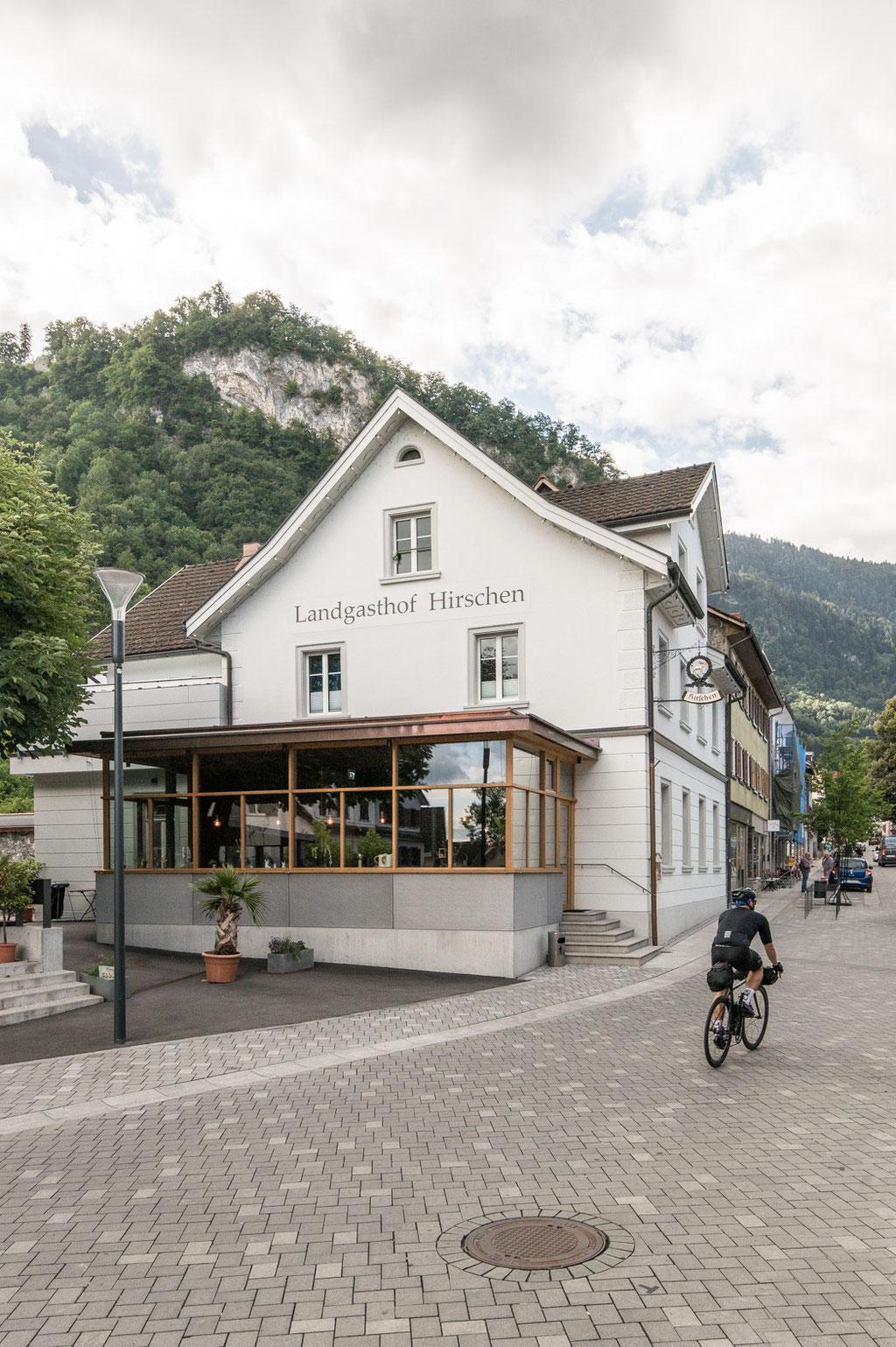 Sanierung Landgasthof Hirschen (Beate Nadler-Kopf), Hohenems (A)