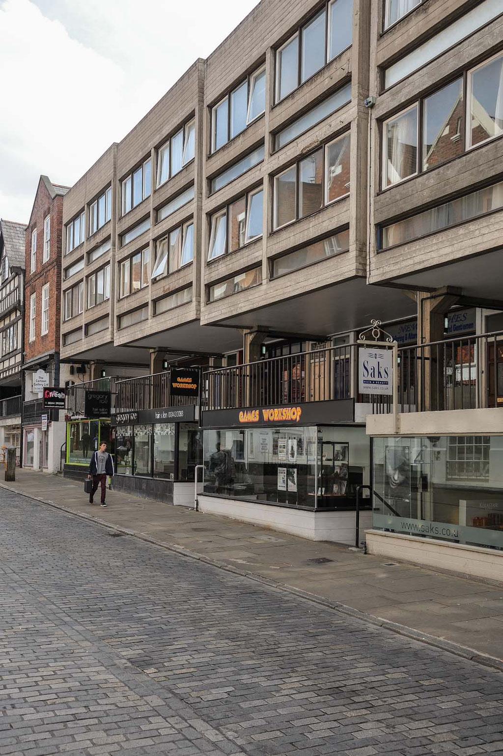 Watergate Street, Chester (UK)