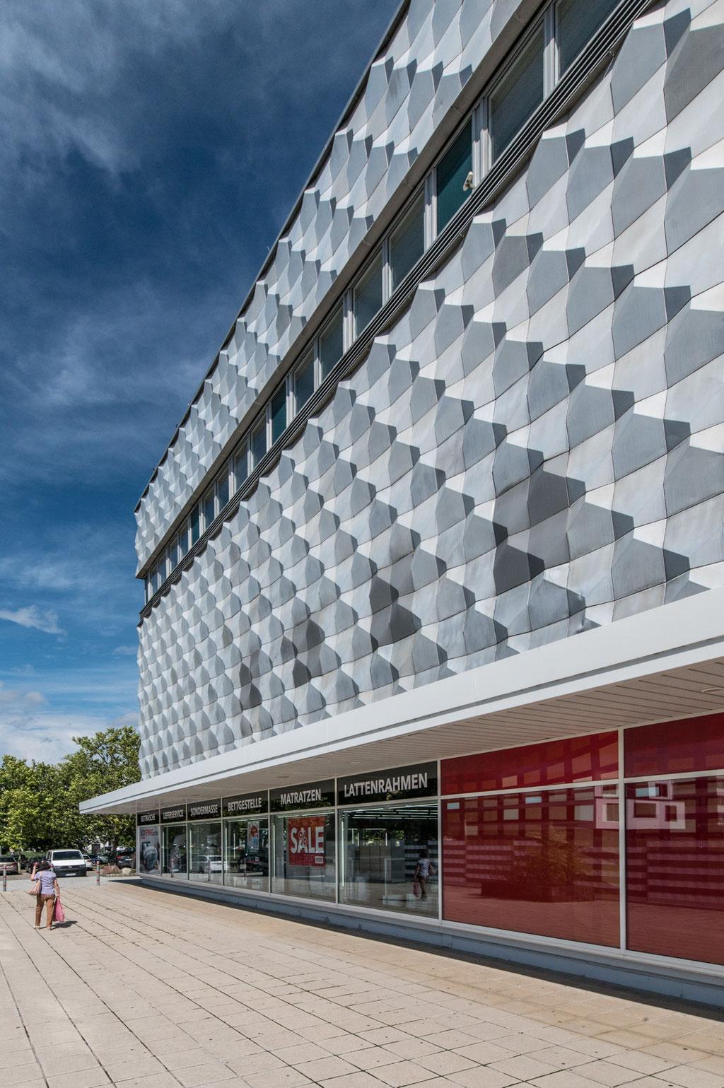 Centrum-Warenhaus (G. Walter, H. Fellmann), Hoyerswerda (D)