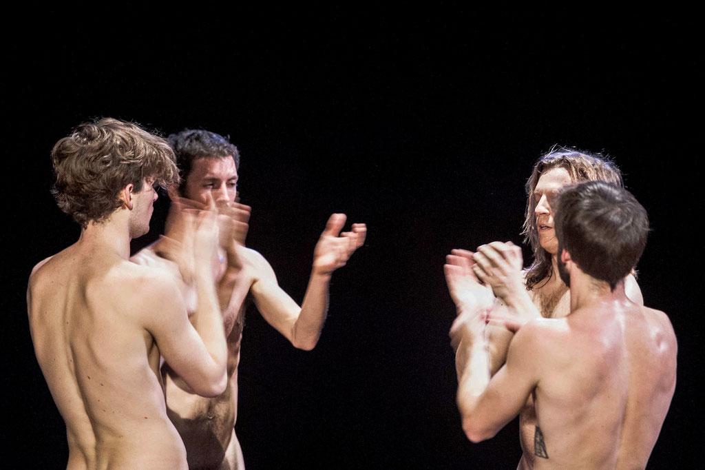 "Simon Mayer ""Sons Of Sissy"", Tanz Ist Surprises 2015, Spielboden Dornbirn (A)"