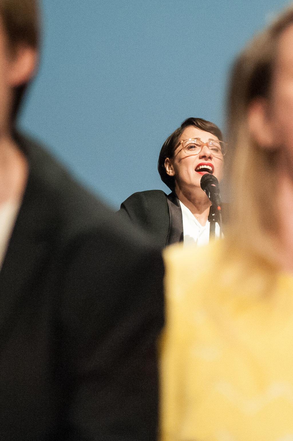 """Aktionstheater Ensemble, """"Immersion. Wir Verschwinden"""", 2018, Spielboden Dornbirn (A)"""