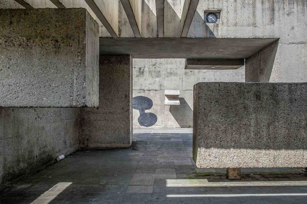 Apollo Pavilion (Victor Pasmore), Peterlee (UK)