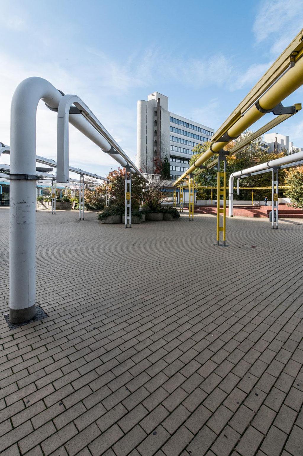 Olympisches Dorf (Heinle, Wischer & Partner), München (D)