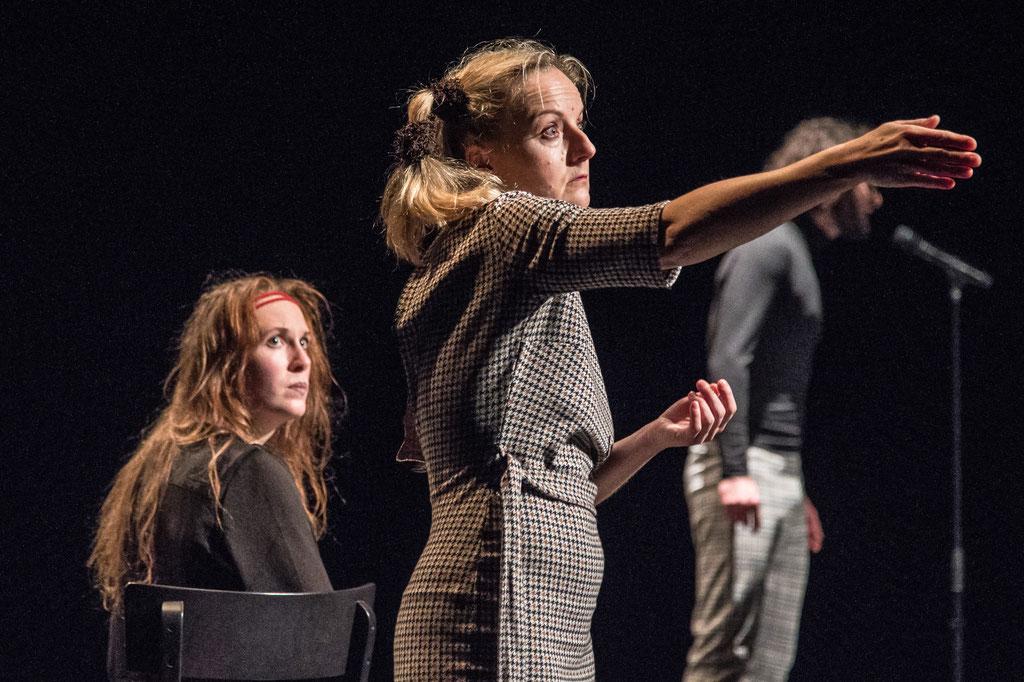 """Aktionstheater Ensemble, """"Heile Mich"""", 2019, Spielboden Dornbirn (A)"""