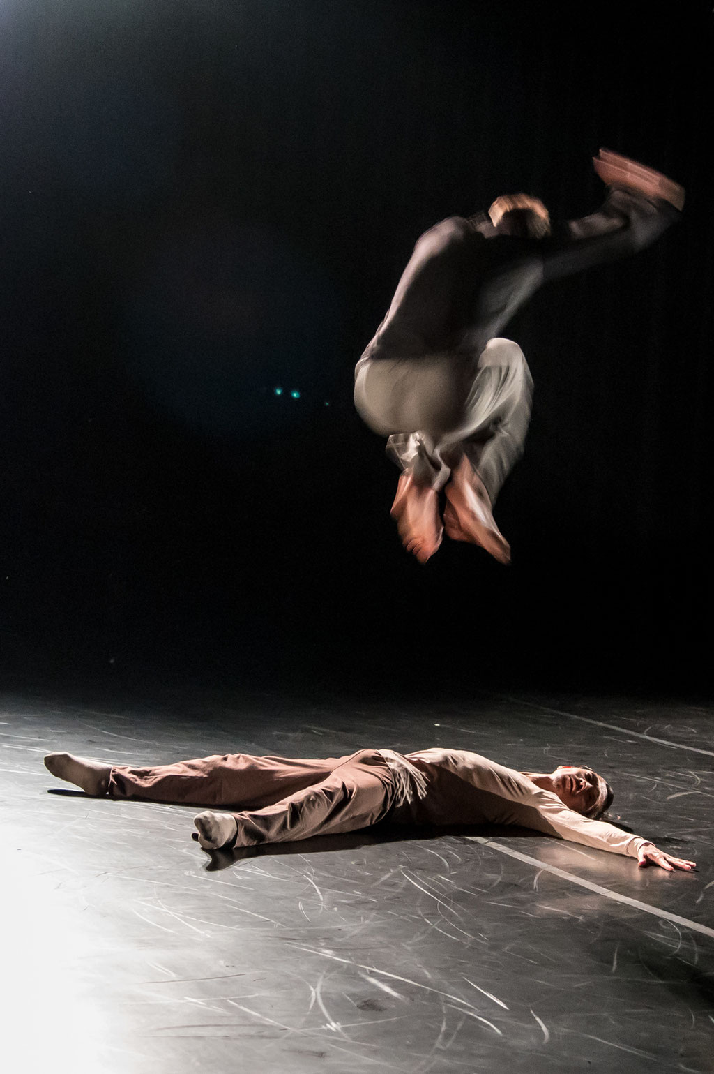 "James Wilton Dance ""The Storm"", Tanz Ist Festival, 2019 Spielboden Dornbirn (A)"