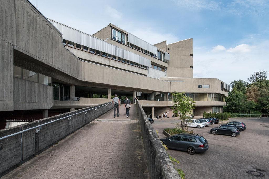 Hygieneinstitut der / Hygiene institute of Charité (Fehling+Gogel), Denkmalschutz/Listing 2021, Berlin-Steglitz (D)