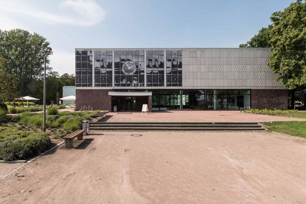 Kunsthalle (Erich Kaufmann, Hans Fleischhauer, Martin Halwas), Rostock (D)