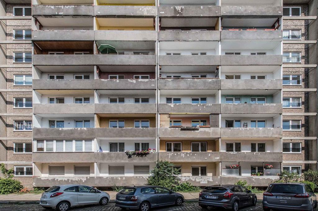 Wohngebäude, Dessau (D)