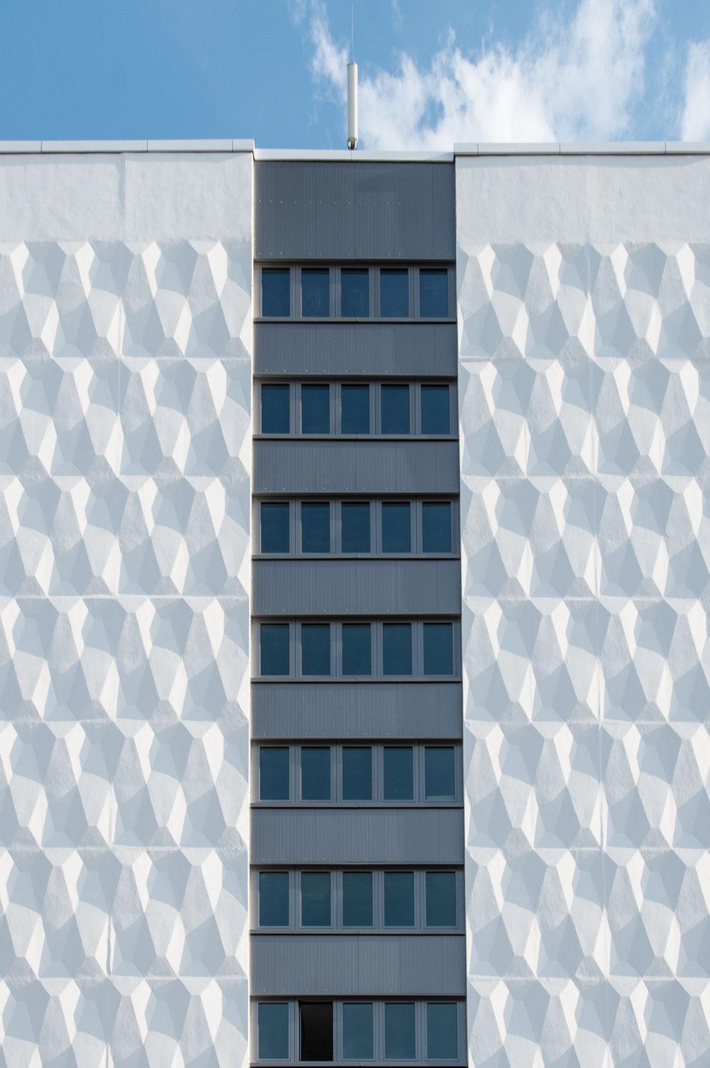 Studentenwohnhaus Jakobsplan 1 (Anita Bach), Weimar (D)