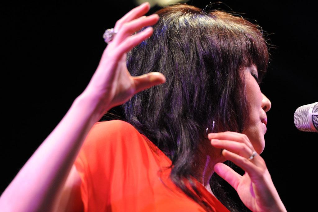 Youn Sun Nah, 2011, Spielboden Dornbirn (A)