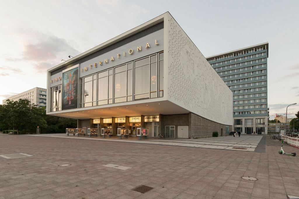 Kino International (Josef Kaiser, Kollektiv Heinz Aust), Berlin (D)