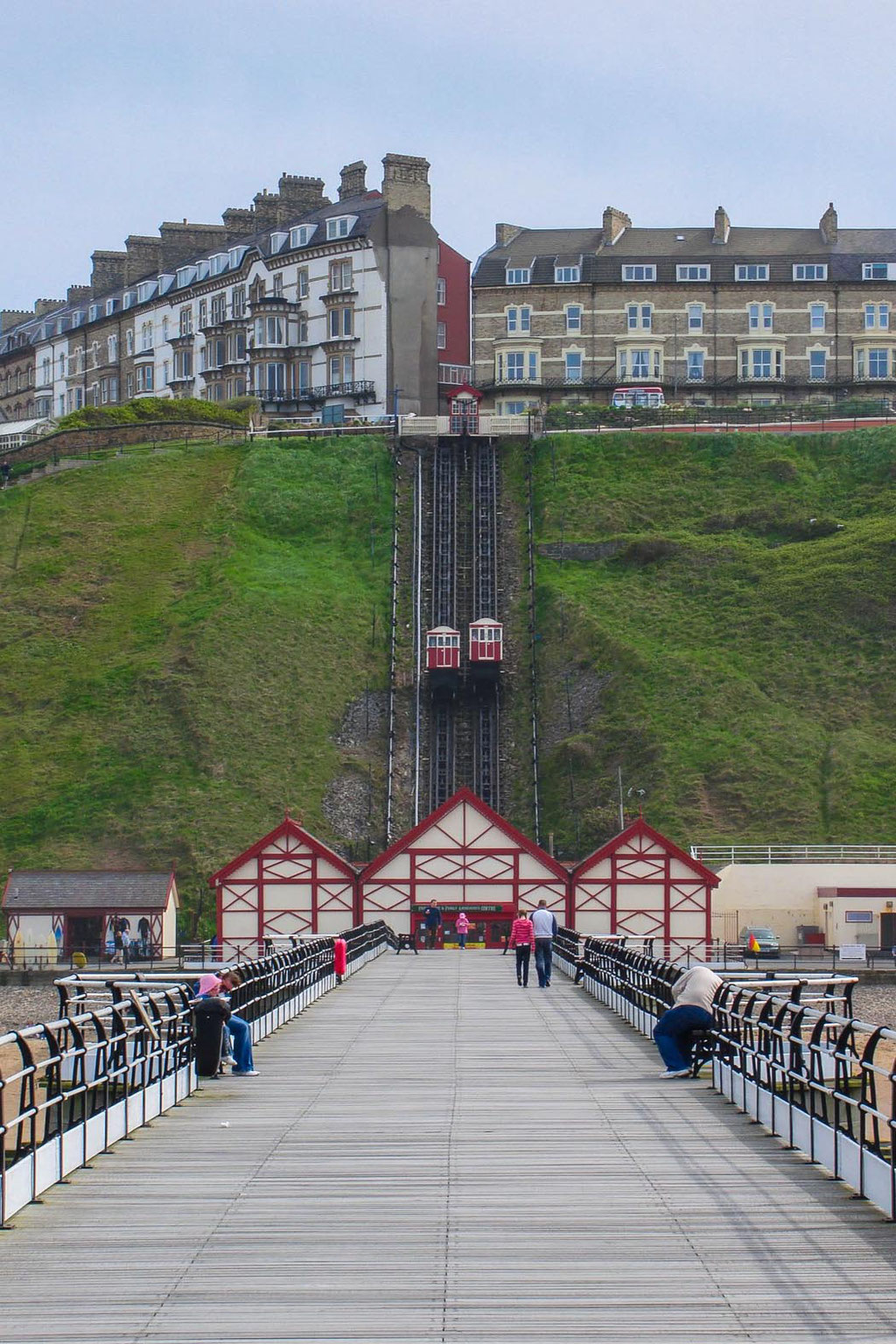 Saltburn-by-the-Sea, Yorkshire (UK)
