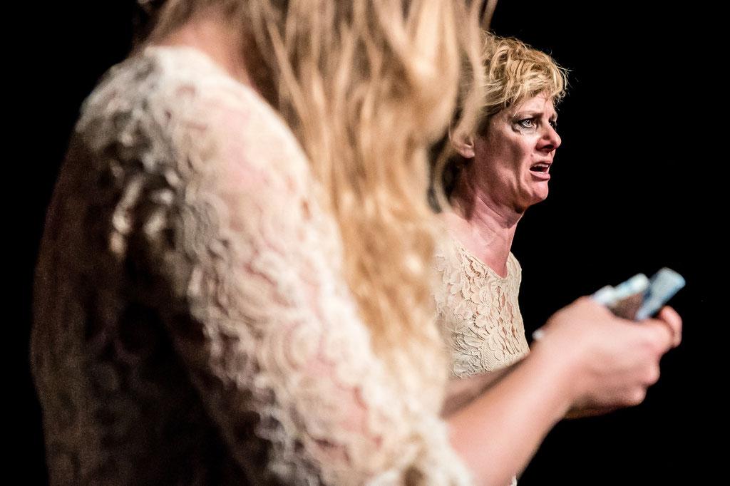"""Aktionstheater Ensemble, """"Wie Geht Es Weiter"""", 2019, Kosmos Bregenz (A)"""