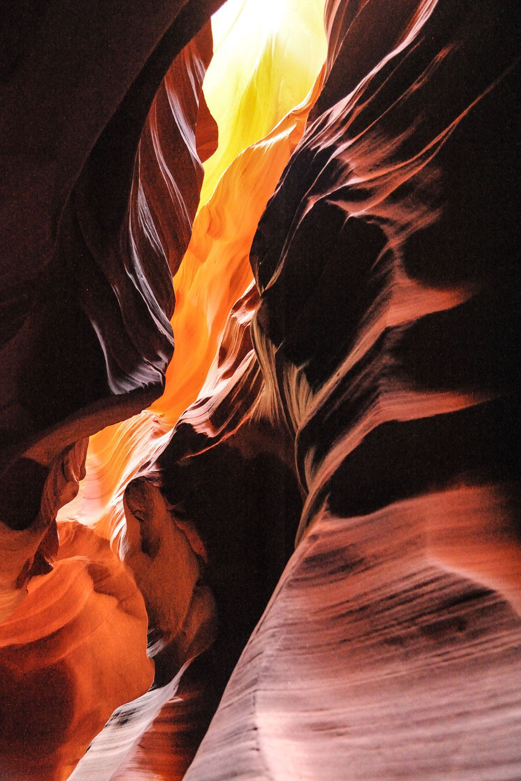 Antelope Canyon, Page, Arizona (USA)