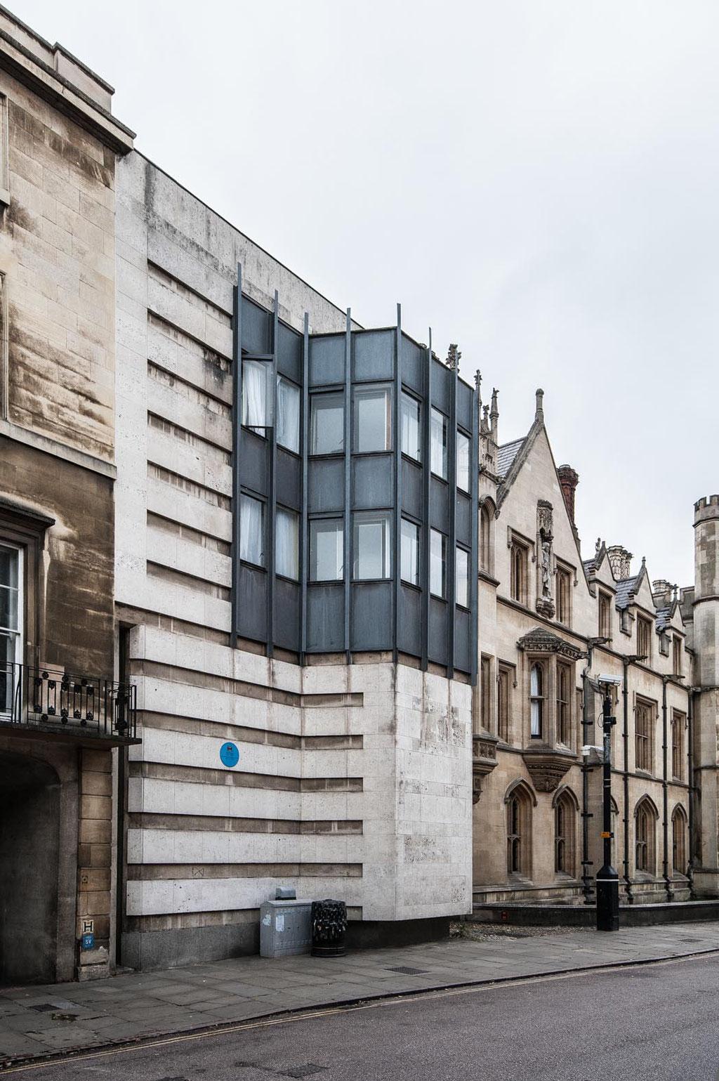 St.Catharine's College Library, Cambridge (UK)