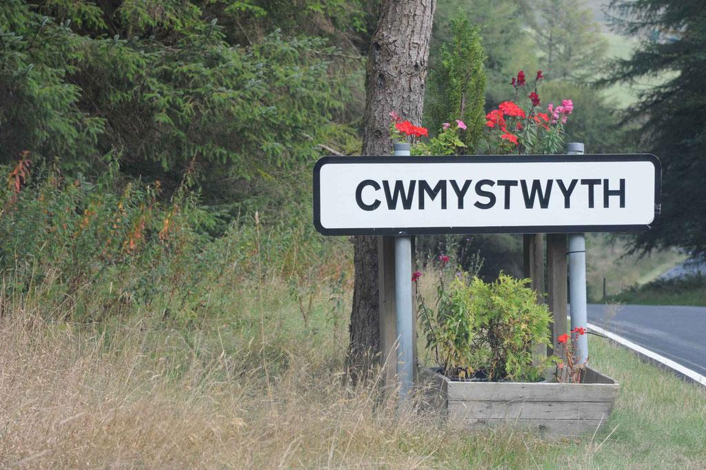 Cwmystwyth, Wales (UK)