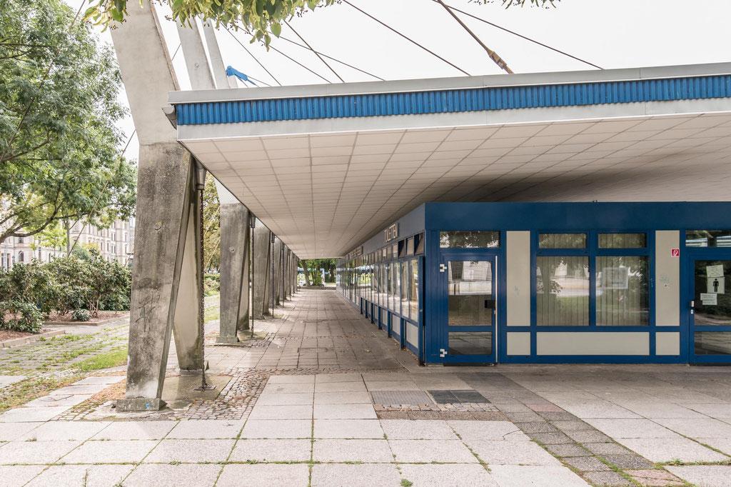Omnibusbahnhof (Johannes Meyer), Chemnitz (D)