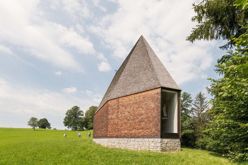 Kapelle Salgenreute (Bernardo Bader), Krumbach (A)