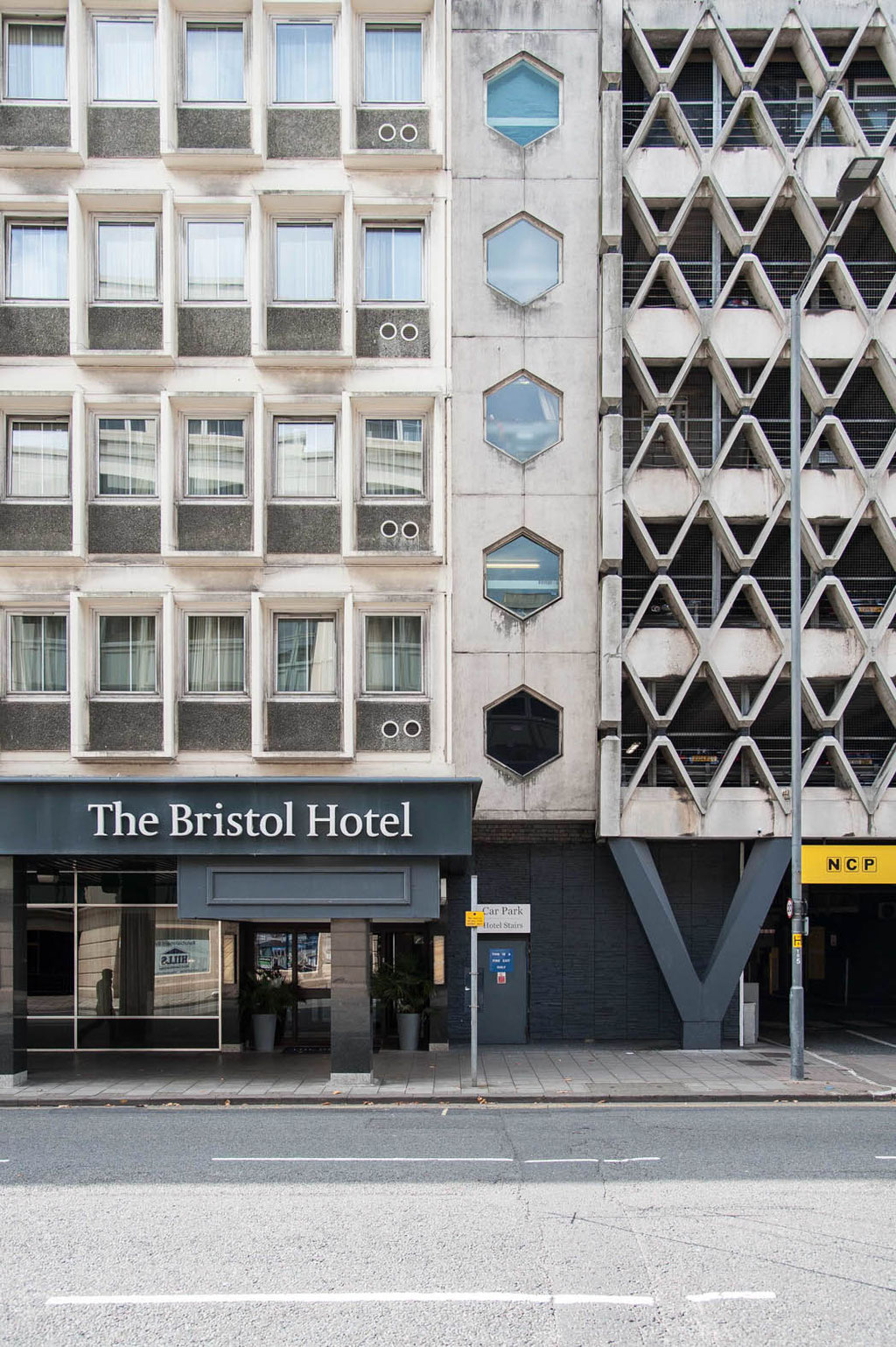 The Bristol Hotel, Bristol (UK)