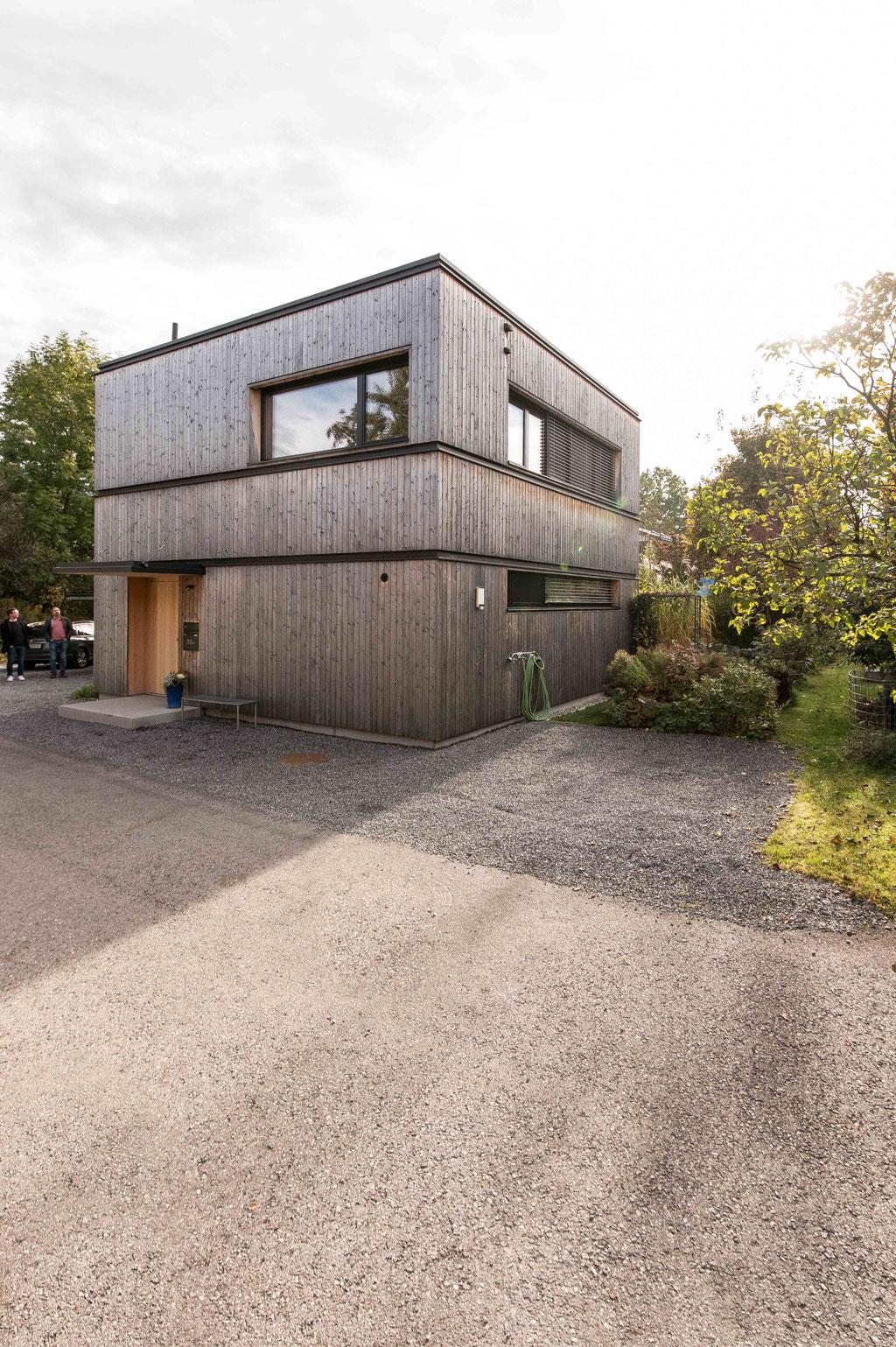 Haus Längle (Albert Moosbrugger), Frastanz (A)