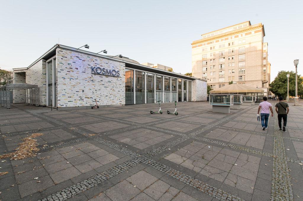 Filmtheater Kosmos (Josef Kaiser, Heinz Aust), Berlin (D)