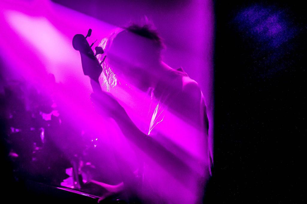 Farewell Dear Ghost, Dynamo Festival 2018, Spielboden Dornbirn (A)