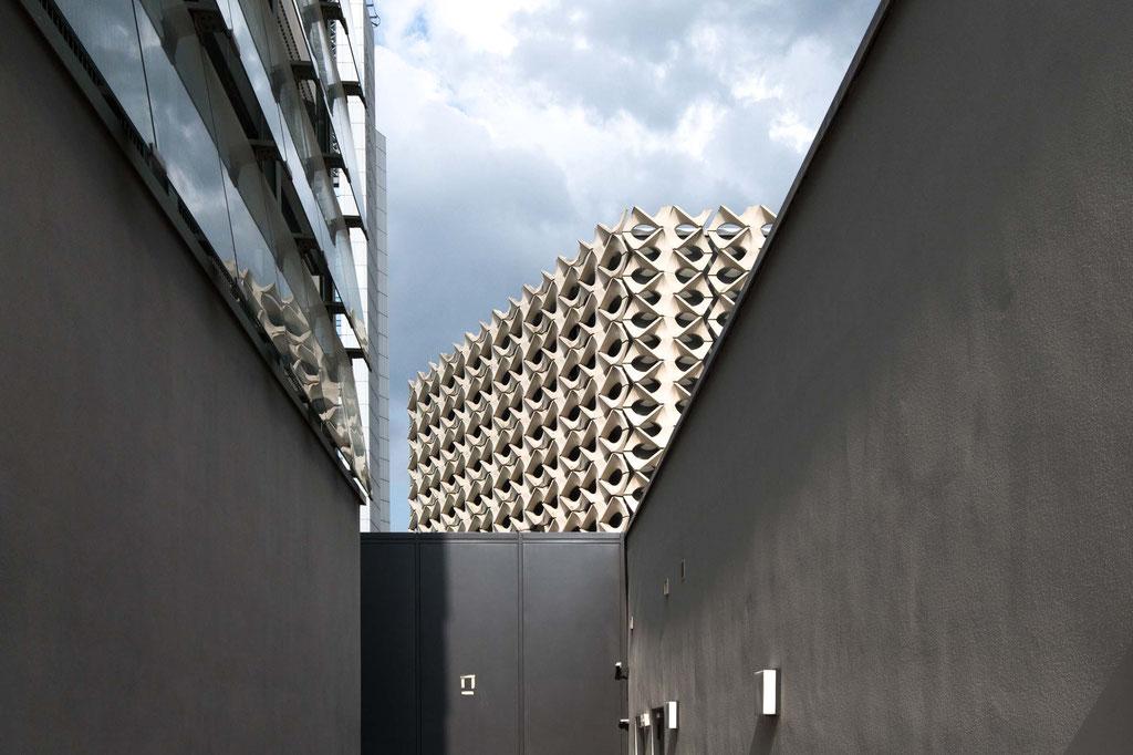 Stadthalle (Kollektiv Rudolf Weißer), Chemnitz (D)