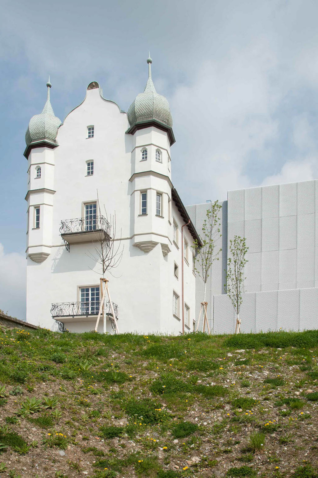 Schloss Hofen (Marte.Marte), Lochau (A)