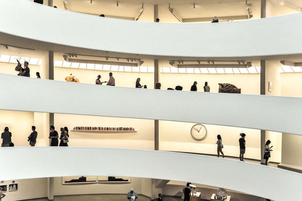 Solomon R. Guggenheim Museum, New York City (USA)