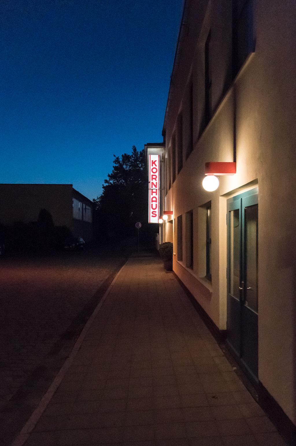 Ausflugsgaststätte Kornhaus (Carl Fieger), Dessau (D)