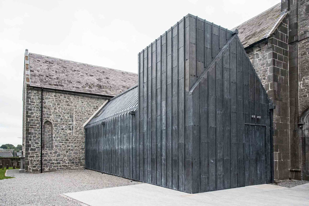 Medieval Mile Museum (Mccullough Mulvin Architects), Kilkenny (IRL)